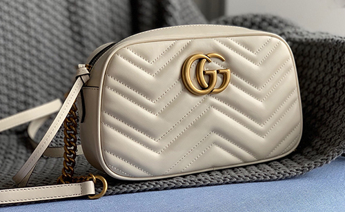 Gucci GG Marmont相机包