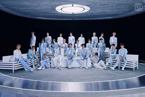 """NCT正规2辑荣登美国""""Billboard 200""""第65位,连续7周"""