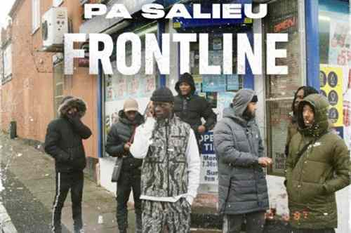 Pa Salieu - Frontline(High Class Filter Remix)