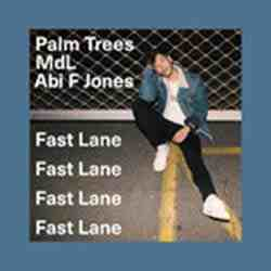 《Fast Lane (Orginal) 》Abi F Jones/Palm Trees/MdL